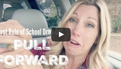 Mom Calls Out The Dysfunction Of School Drop-Off Lines