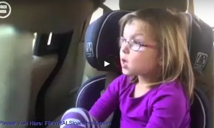ADORABLE!... Five-Year-Old Girl Analyzes Her Breakup
