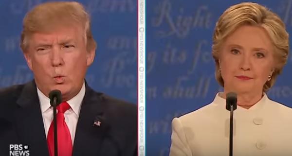 Weird Al Moderates the Final Presidential Debate