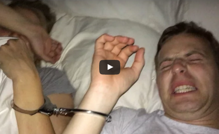 (TRY THIS!)... Couples Get Handcuffed Together For 24 Hours