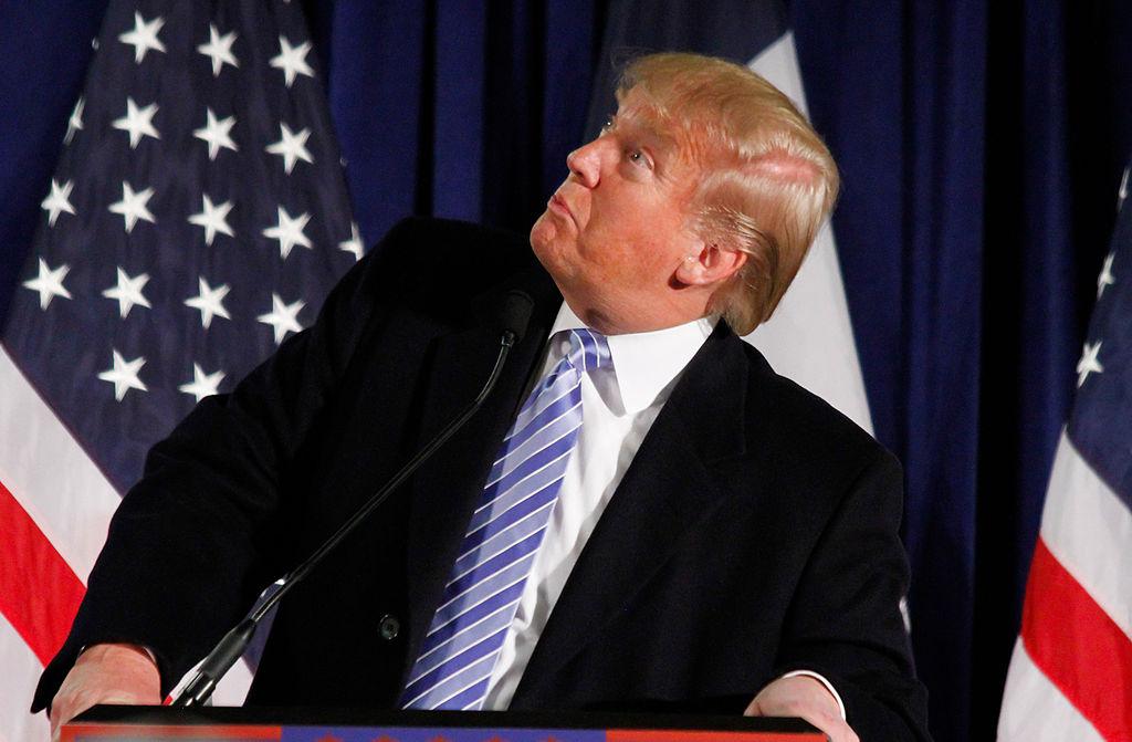 WATCH:  Donald Trump