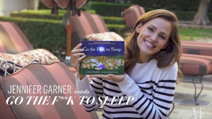 Enjoy... Jennifer Garner Reads Go the F**k to Sleep