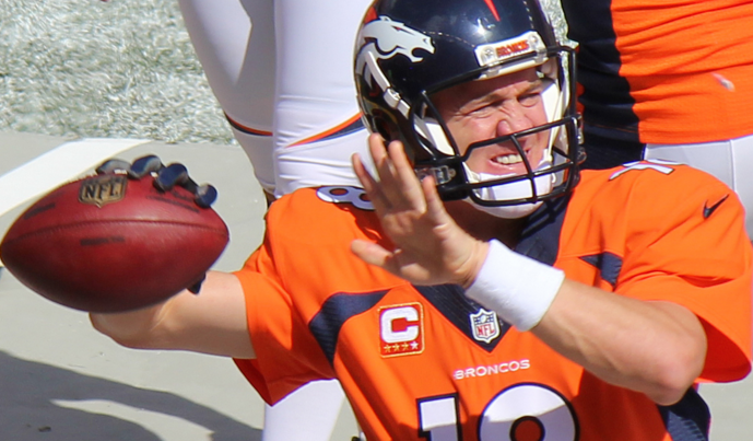Young Broncos Fan Learns Of Peyton Manning